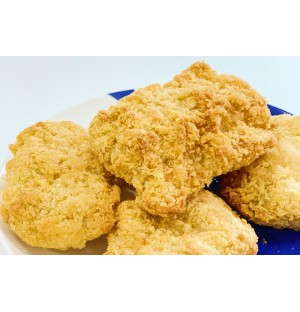 Chicken Katsu (Breaded Chicken) / 鳥かつ - 4 Pieces