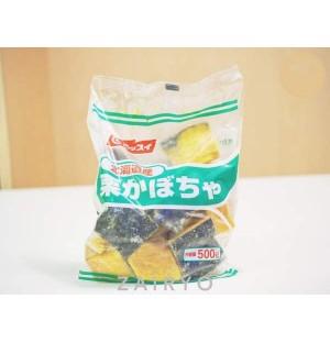 Kuri Kabocha (Hokkaido Cut Chestnut Pumpkins Chunks) / ニッスイ北海道産栗南瓜