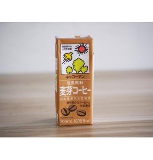 Kikkoman Soy Milk - Malt Coffee 200ML