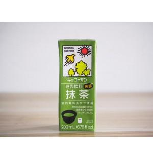 Kikkoman Soy Milk - Matcha 200ML