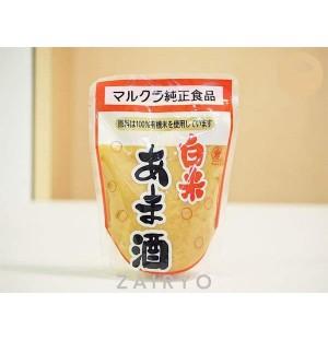 Marukura Hakumai Amazake (100% Organic Rice) / 白米甘酒