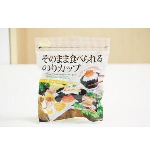 Nori Cup (Seaweed Edible Cups) / のりカップ