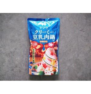 Yamasa Tounyu Niku Nabe (Creamy Soy Soup Base) / 豆腐肉鍋スープ