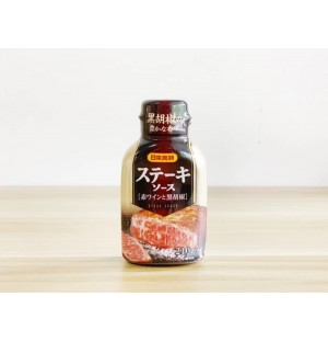 Black Pepper Red Wine Steak Sauce / 黒胡椒ステーキソース