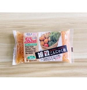 Carrot Ninjin Shirataki (Konjac Noodles)