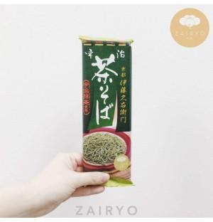 Cha Soba from Uji Kyoto