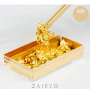 Edible Gold Leaf Flakes / 食用金箔
