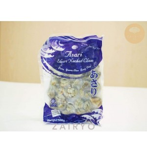 Frozen Asari Clams / 冷凍あさり貝