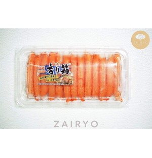 Surimi (Imitation Snow Crab Legs - Domestic Produce) / ずわい蟹蟹かまぼこ