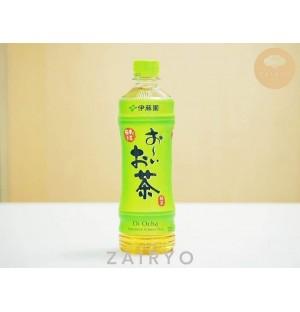 Itoen Oi Ocha Ryokucha (Unsweetened Pure Japanese Green Tea) / 伊藤園緑茶