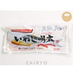 Iwashi Mentai (Sardines Marinated with Mentaiko) / いわし