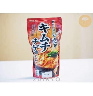 Kimchi Nabe Soup Base / キムチ鍋スープ