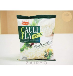 Life Foods Frozen Cauliflower Rice / カリフラ