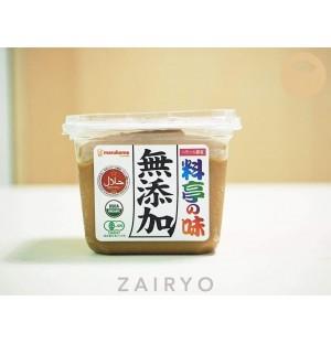 Marukome Ryotei no Aji Organic Miso (Halal Organic Miso) / 味噌