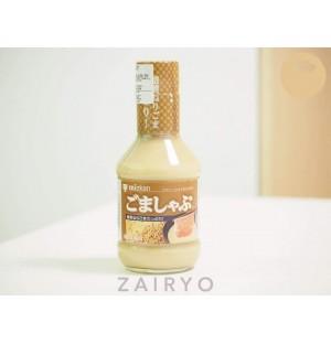 Mizkan Goma Shabu Sauce / Sesame Dipping Sauce for meats