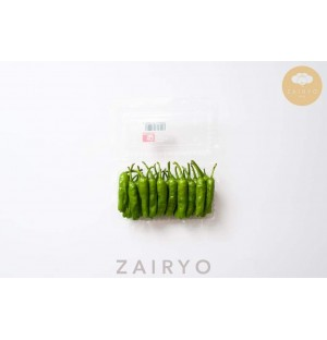 Shishito (Japanese Green Peppers) /ししとう