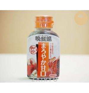 Yakiniku Sweet Sauce (Sweet BBQ Meat Sauce) / 焼き肉まるやか甘ロたれ