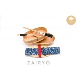 Zairyo Magewappa Bento Box / まげわっぱ
