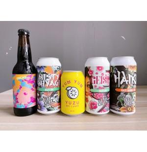 Bad Decisions Craft Beer Taster Set (5 Types)