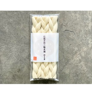 Braided Miwa Somen Noodles 三輪そうめん