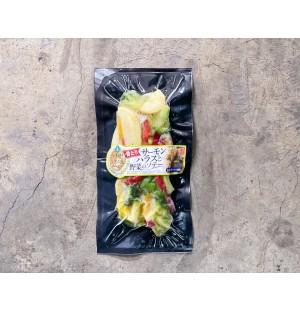 Kawabata Salmon Harasu (Belly) Yasai Butter