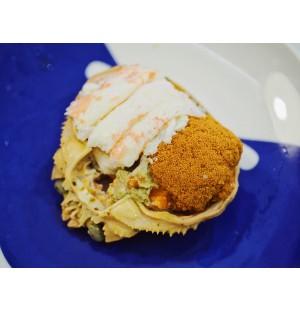 Ready-to-Eat Female Zuwai Kani Snow Crab