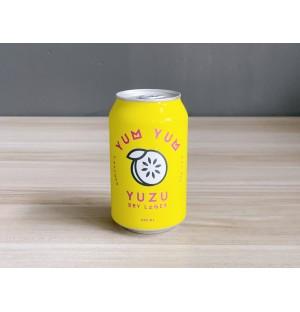 Yum Yum Yuzu Lager Craft Beer - CHILLED